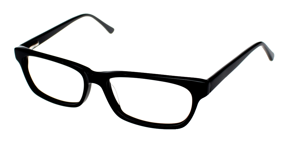 Manteca Eyeglasses Black