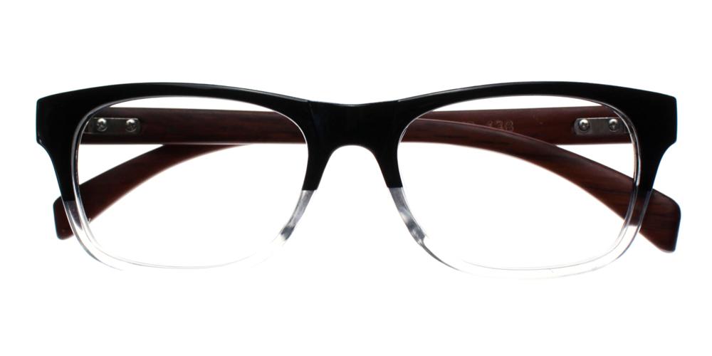 Mendocino Eyeglasses Black