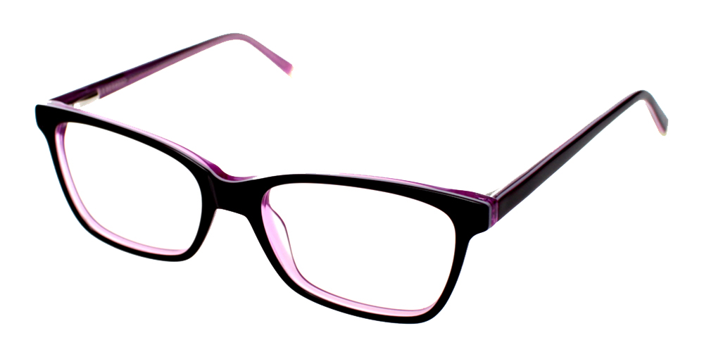 Paradise Eyeglasses Purple