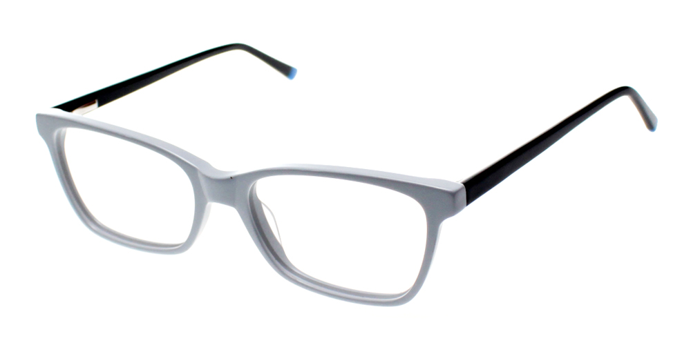 Paradise Eyeglasses White