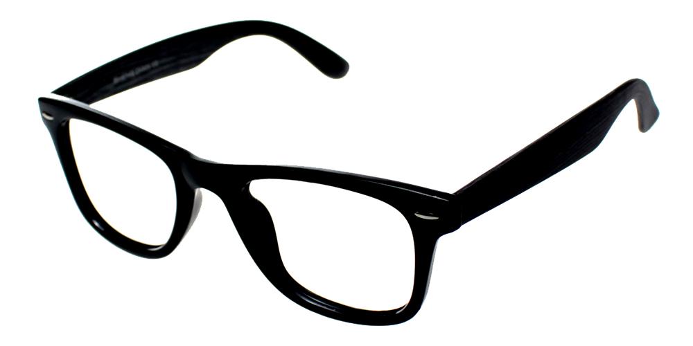 Rancho Eyeglasses BlackWood