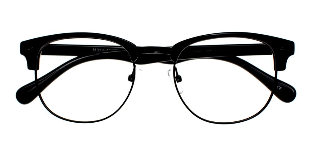 Salinas Eyeglasses Black