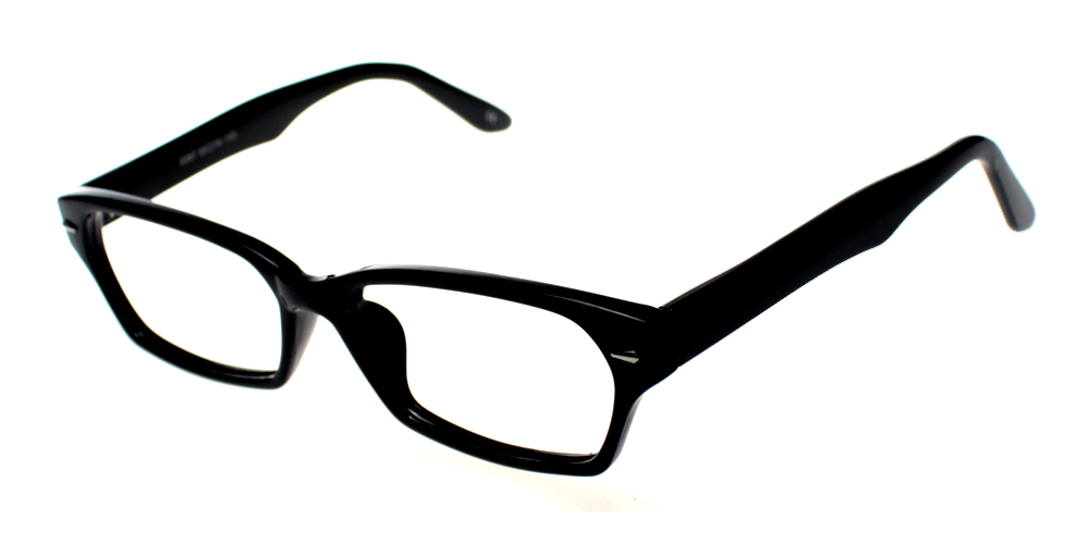 Shafter Eyeglasses Black