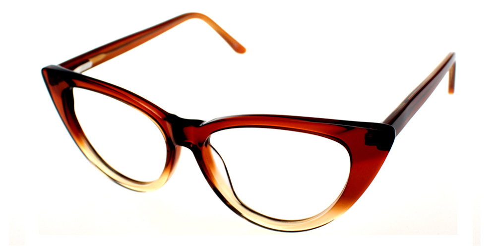 Catalina Eyeglasses Brown