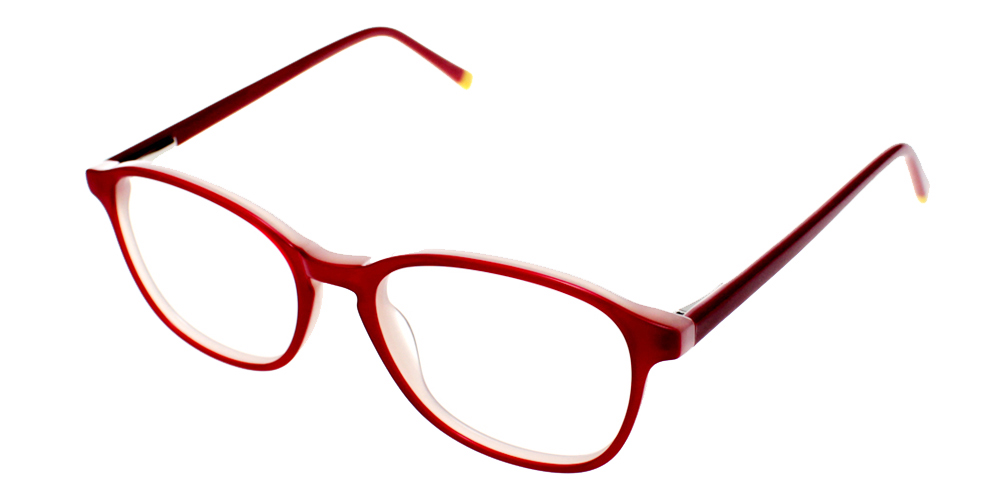 Tehachapi Eyeglasses Red