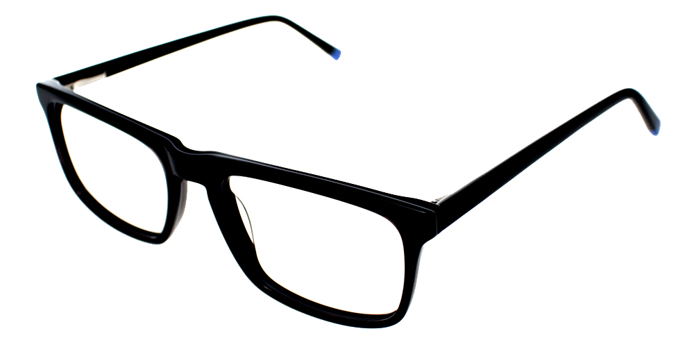 Arcadia Eyeglasses Black