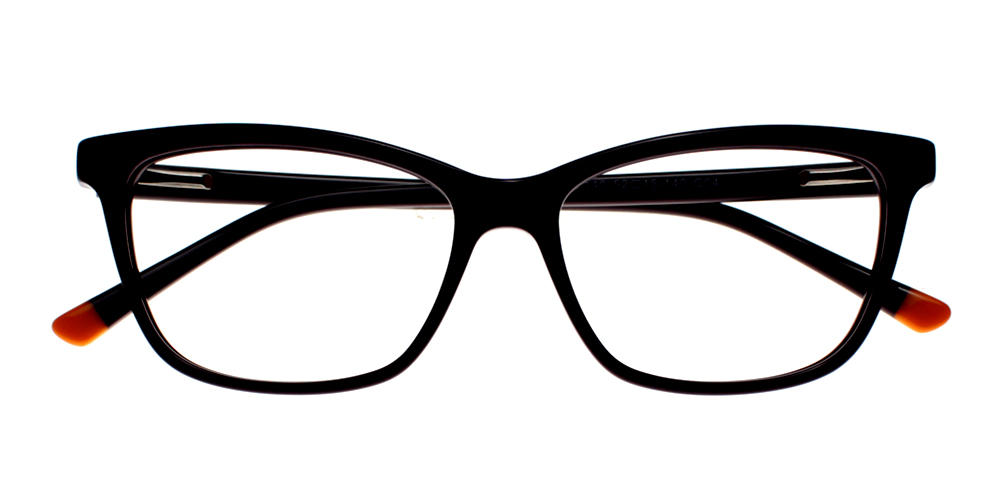 Atwater Eyeglasses Black