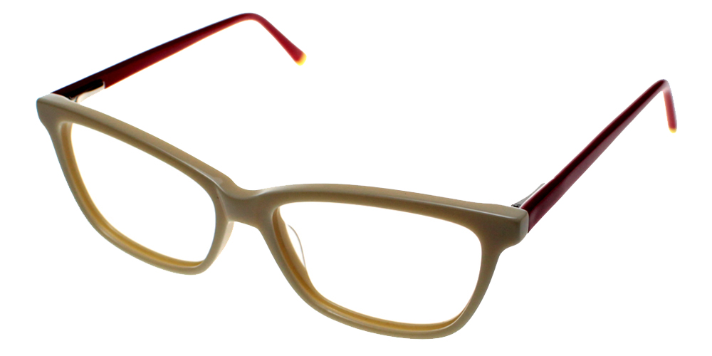 Atwater Eyeglasses White
