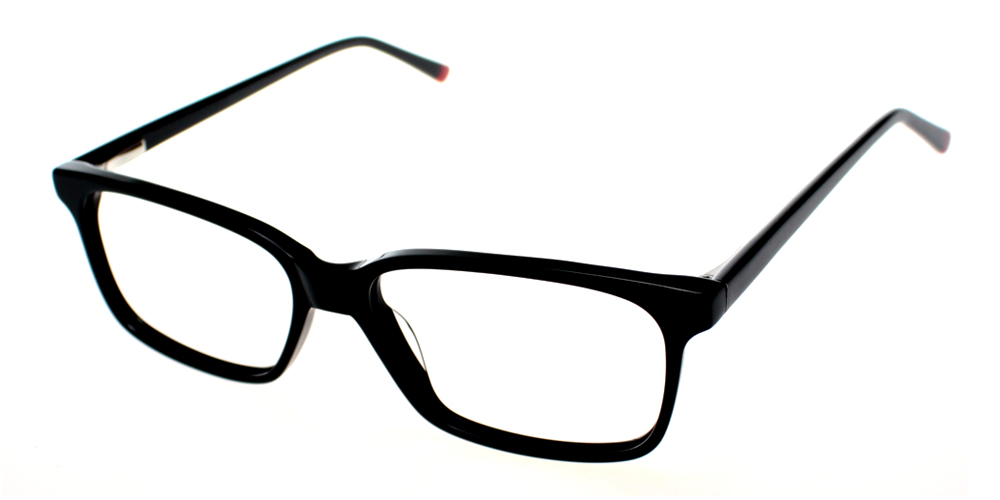 Benicia Eyeglasses Black