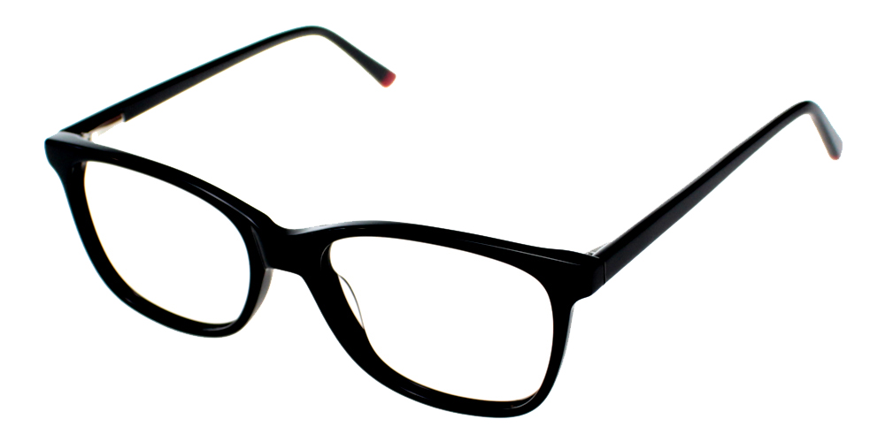 Danville Eyeglasses Black