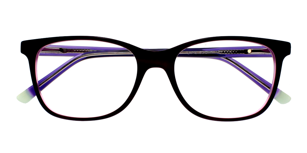 Danville Eyeglasses Purple