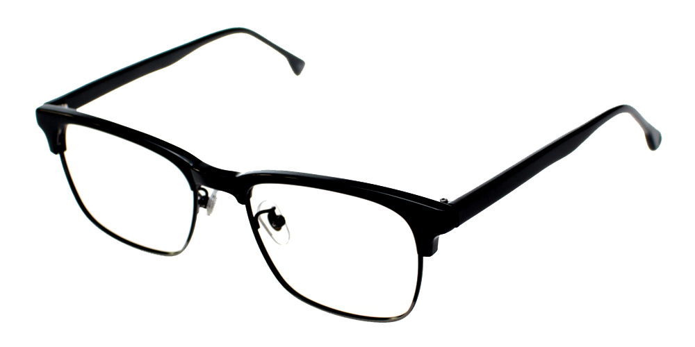 Groveland Eyeglasses Black