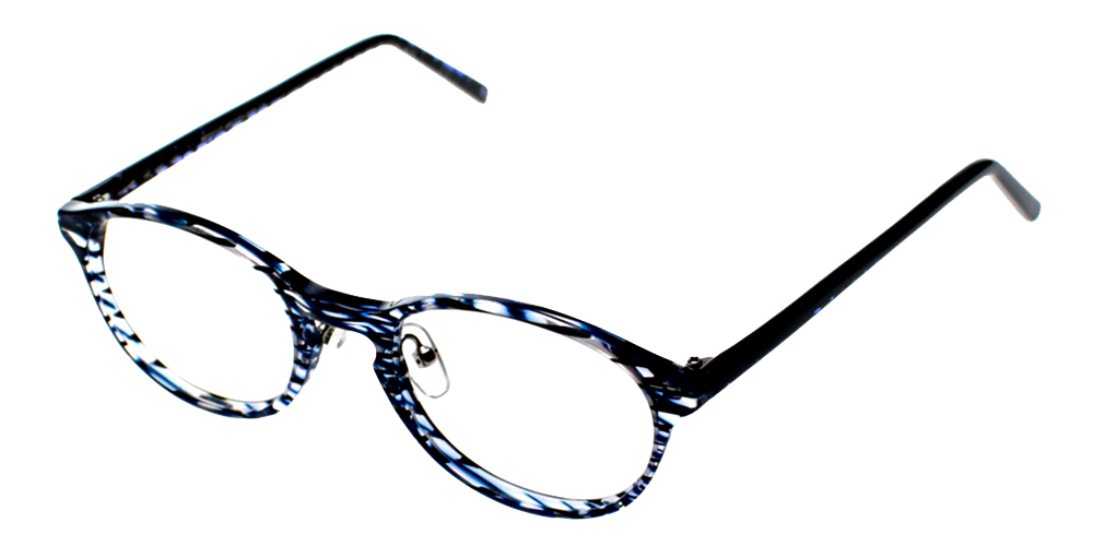Hayfork Eyeglasses BlueDemi