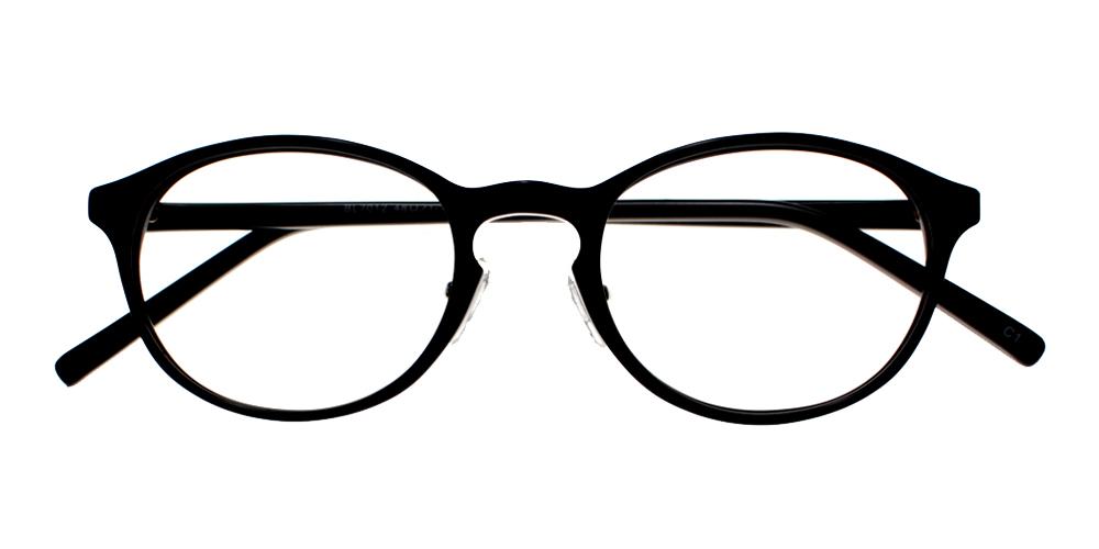 Hayfork Eyeglasses Black