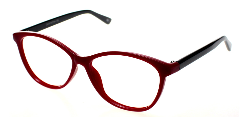 Jamestown Eyeglasses Red