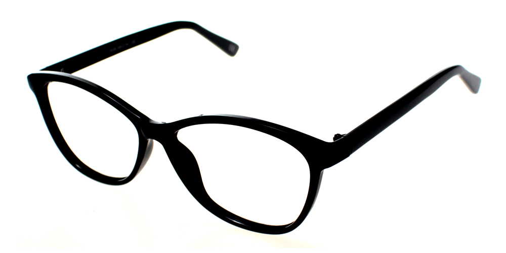 Jamestown Eyeglasses Black