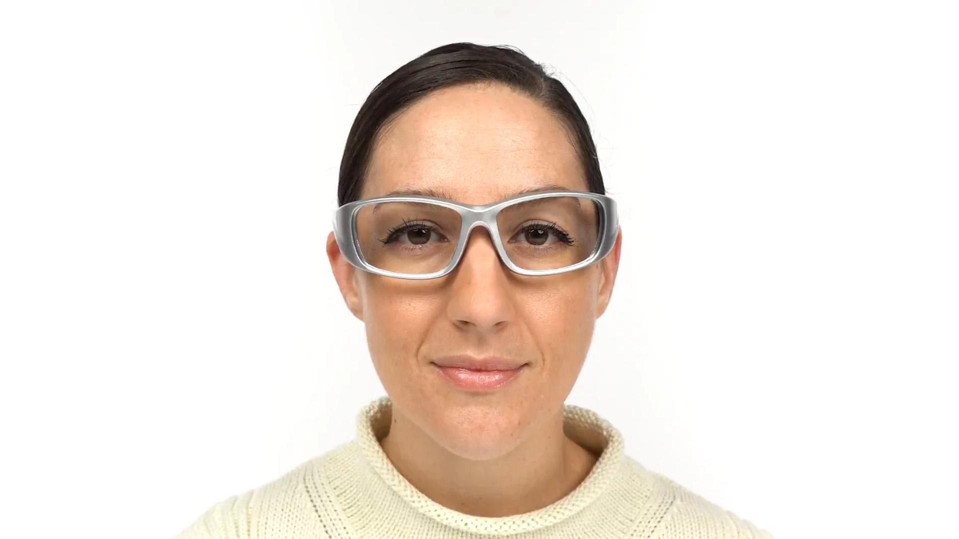 Matrix Fontana Prescription Safety Glasses -- ANSI Z87.1 Rated