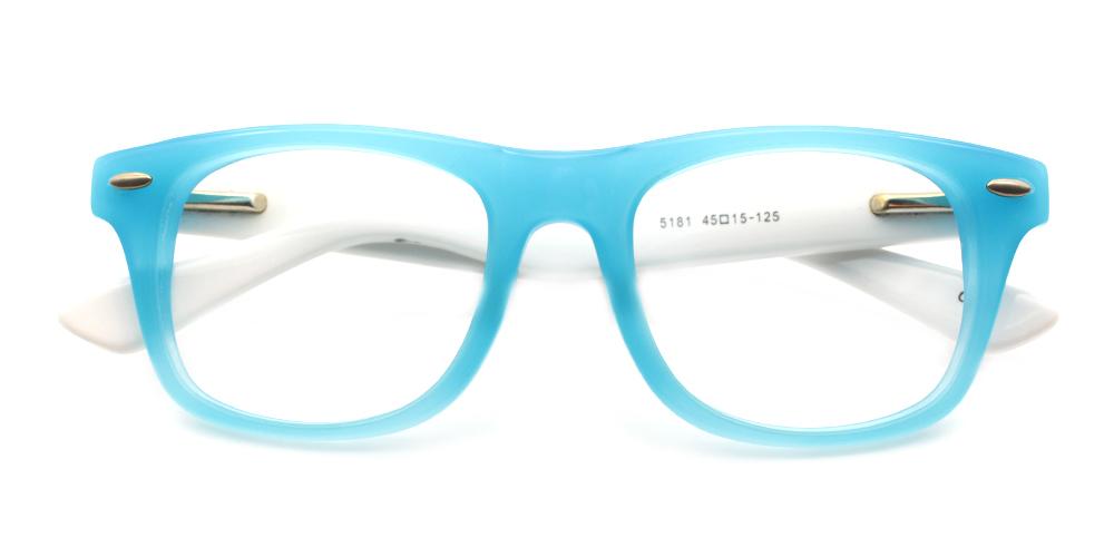Isaiah Kids Rx Glasses Blue