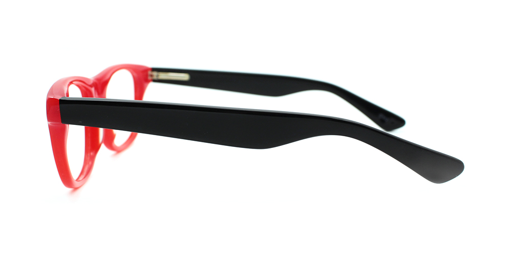 Isaiah Kids Rx Glasses Red
