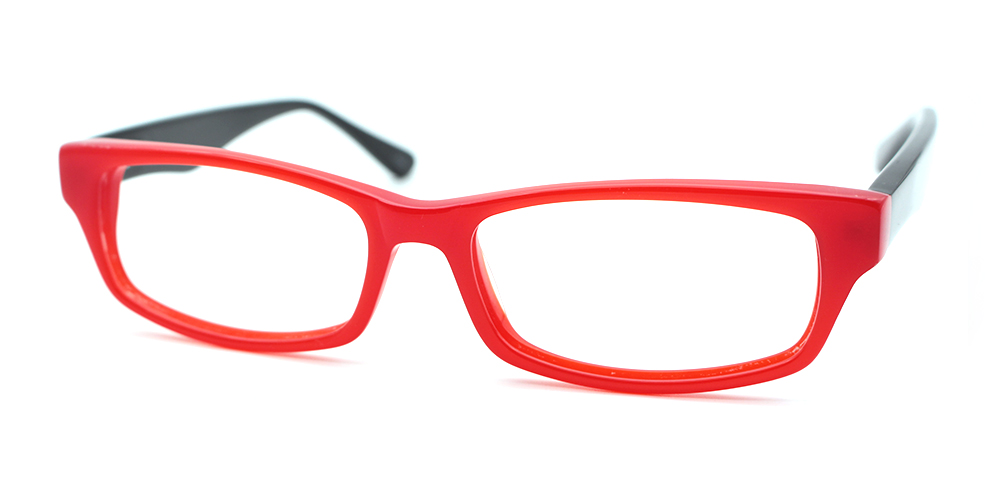 Alex Kids Rx Glasses Red