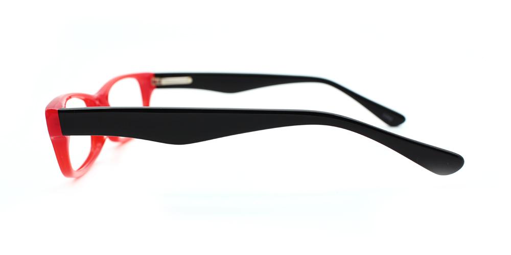 8b6f5af4e8 Alex Kids Rx Glasses Red