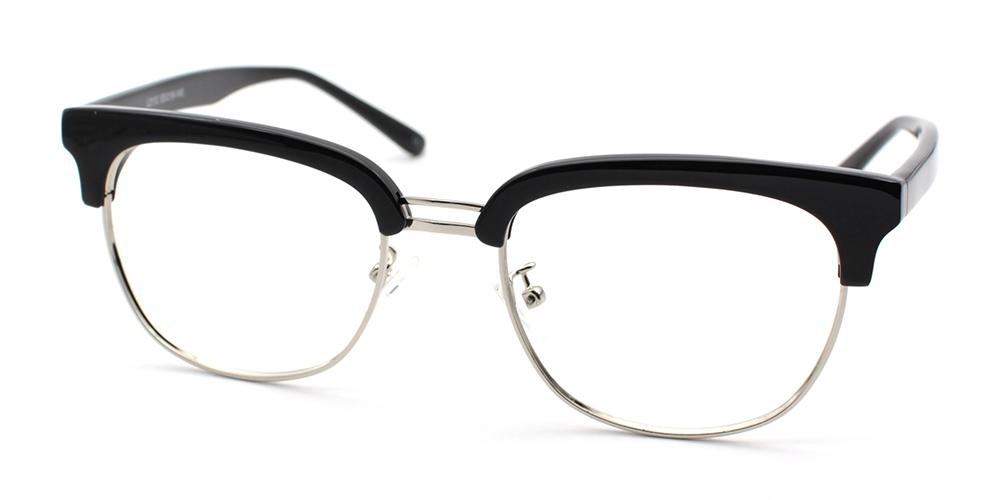 Clarkville Eyeglasses Black