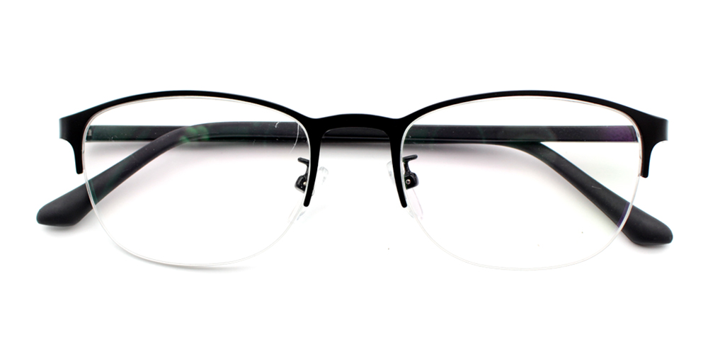 Fatoumata Eyeglasses Black