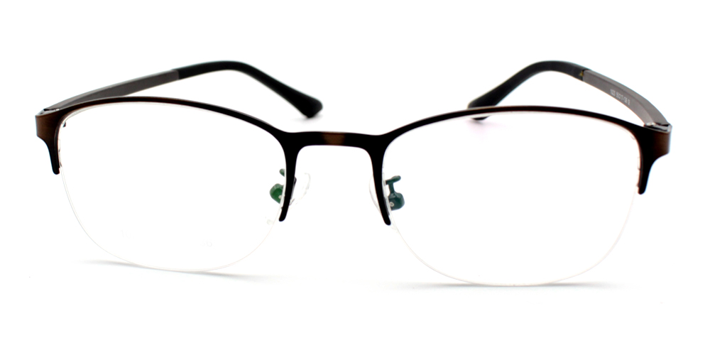 Fatoumata Eyeglasses Brown
