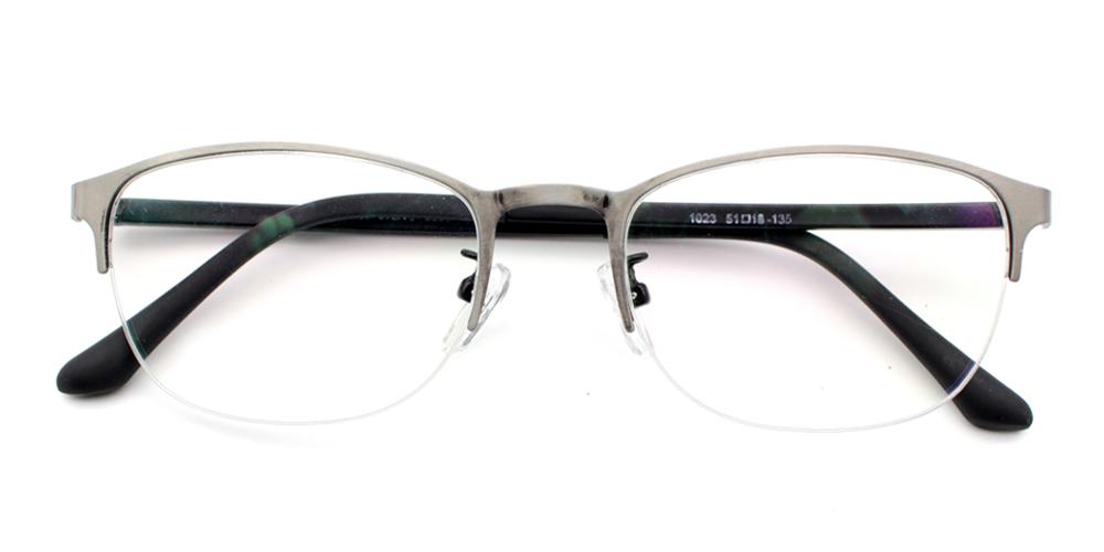 Fatoumata Eyeglasses Gun