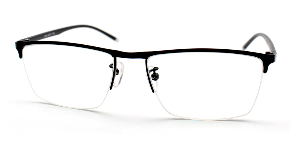 Eve Eyeglasses Black