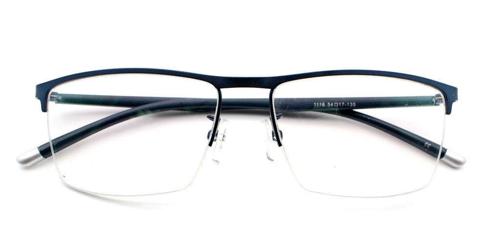 Eve Eyeglasses Blue