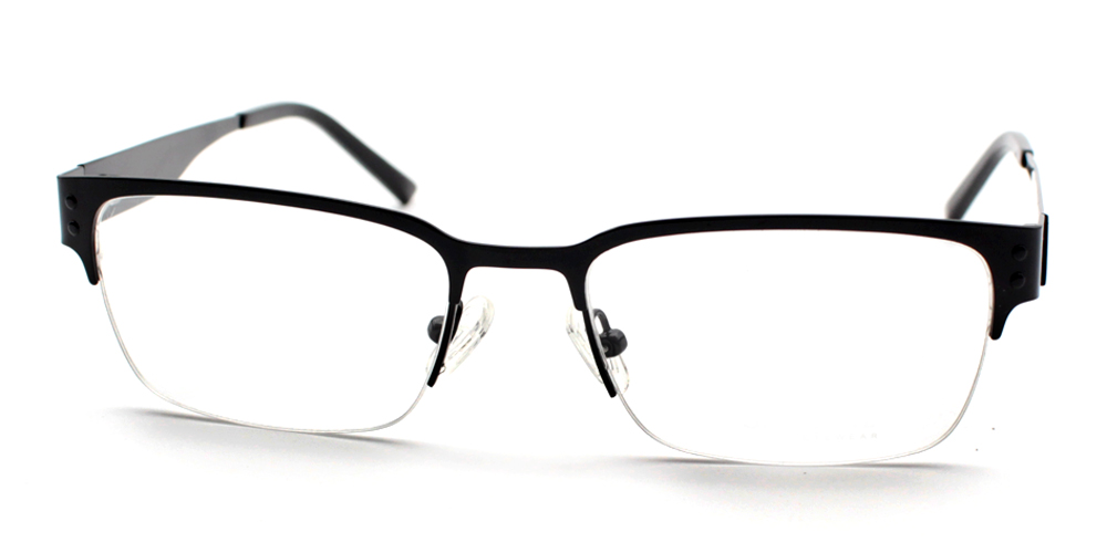 Yohan Eyeglasses Black