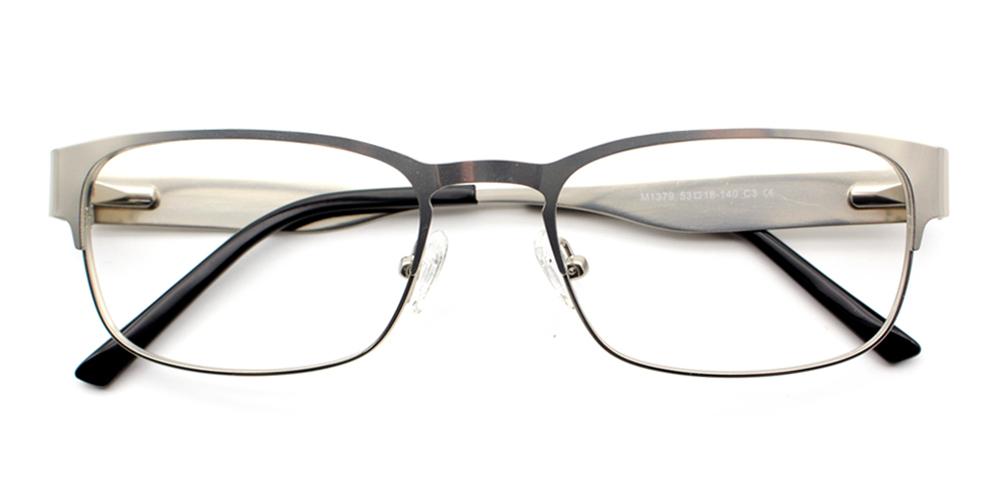 Lorenzo Eyeglasses Silver