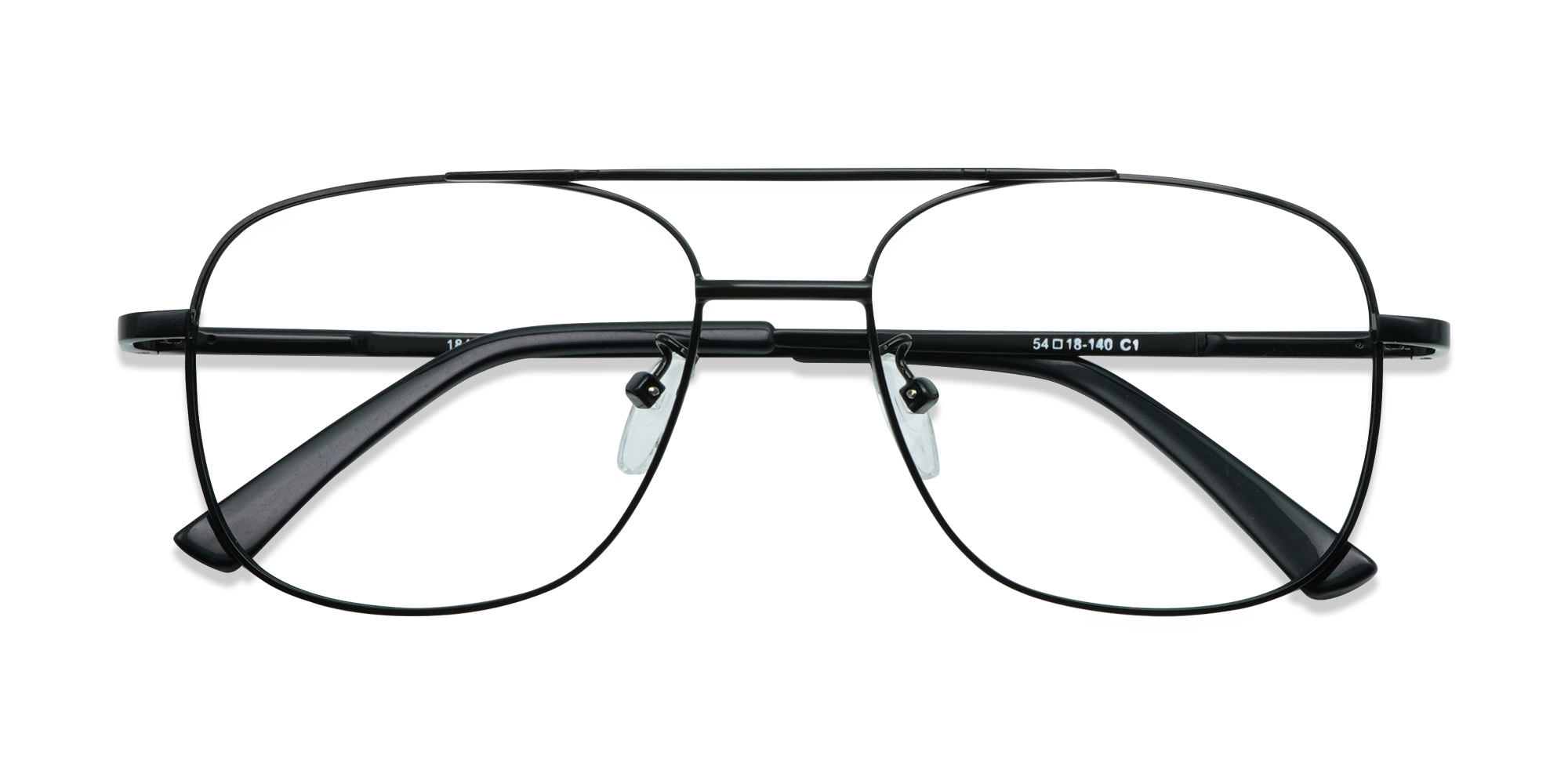 Cortland Eyeglasses Black