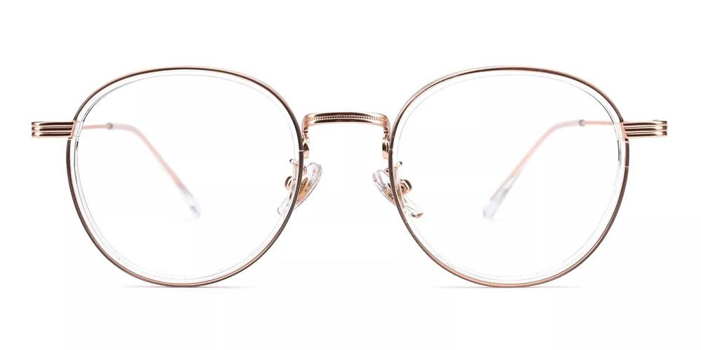 Macon Cheap Prescription Glasses Clear