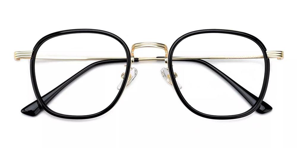 Hollywood Cheap Prescription Glasses Black