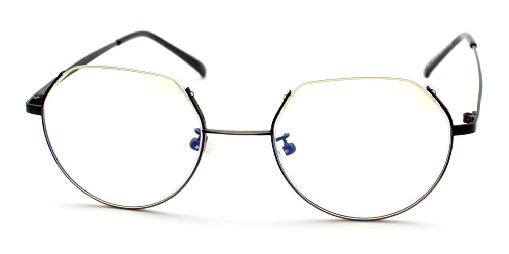 Alycia Eyeglasses Gun
