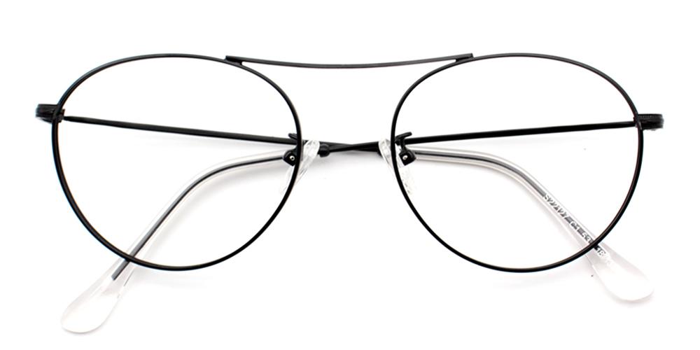 Alizee Eyeglasses Black