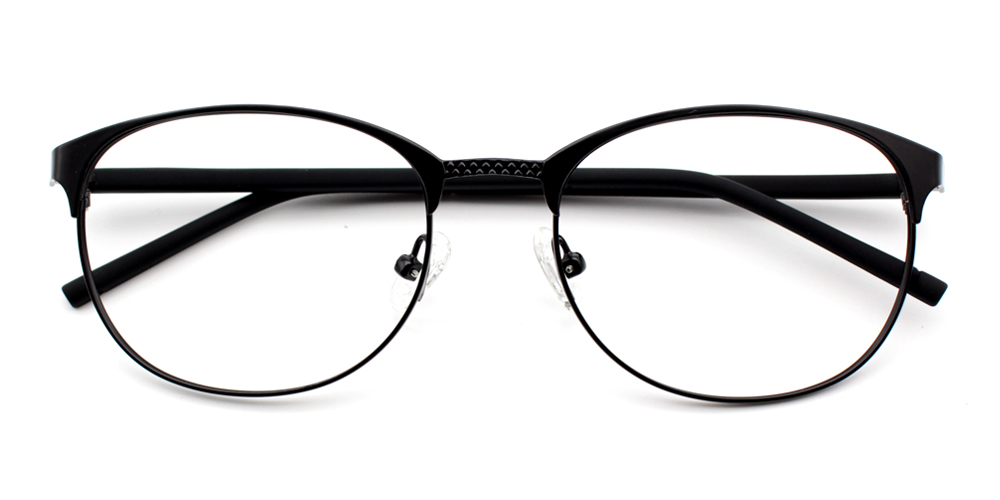 Samy Eyeglasses Black