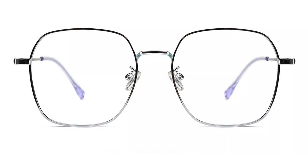 Westminster Metal Prescription Glasses Silver