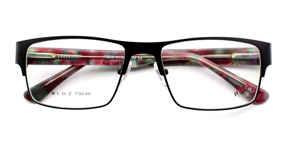 Ana Eyeglasses Black