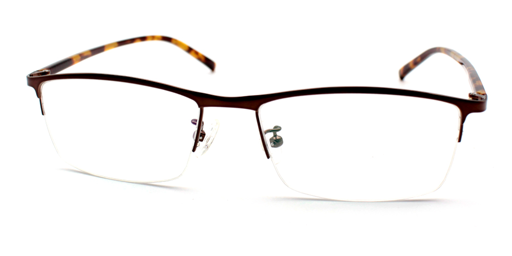 Nael Eyeglasses Brown