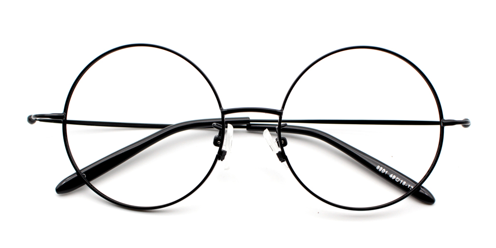 Charly Eyeglasses Black
