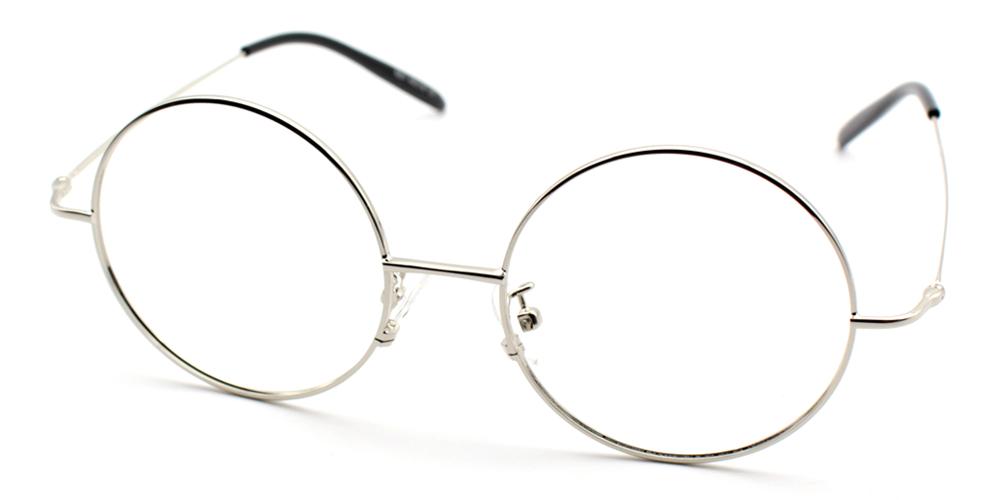Charly Eyeglasses Silver