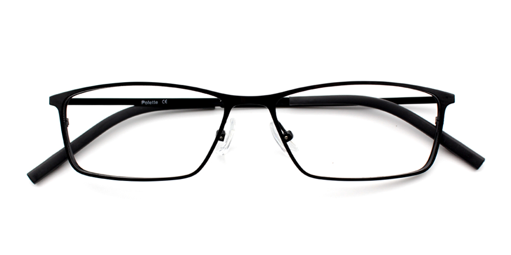 Asma Eyeglasses Black