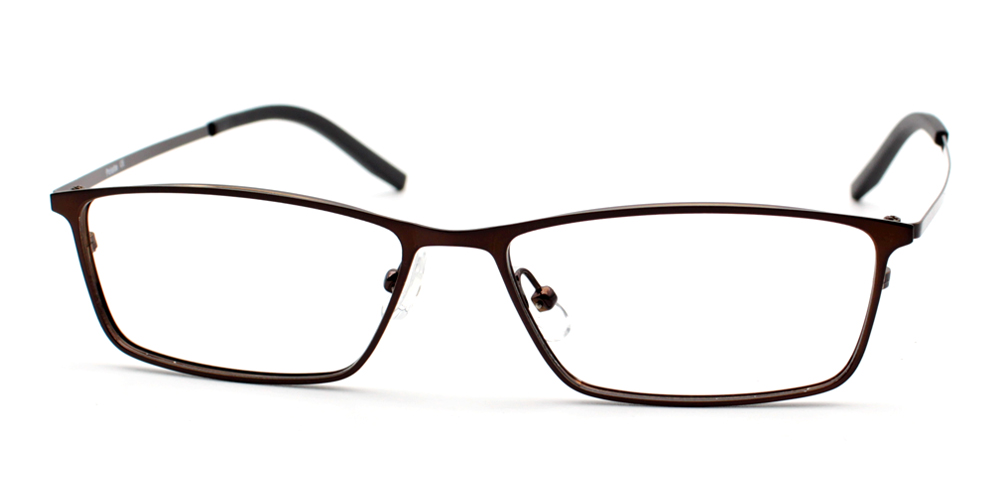 Asma Eyeglasses Brown