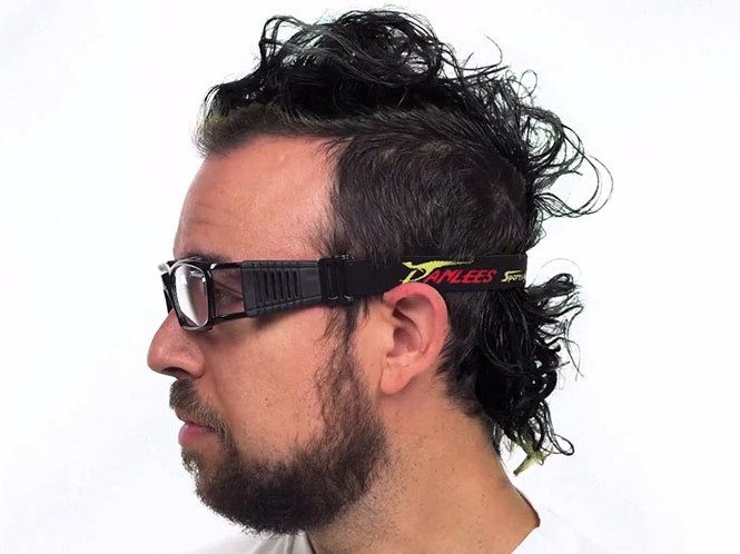 Berkley Prescription Sports Goggles --  Baseball, Soccer,  Basketball and Football Glasses