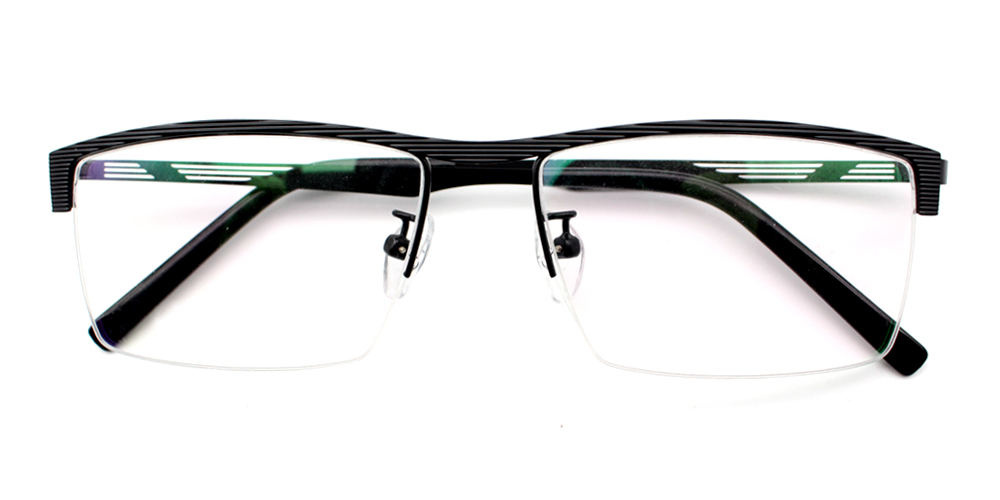Abele Eyeglasses Black