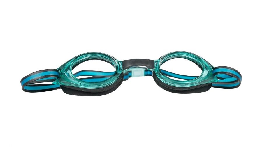 Clearwater Prescription Swimming Goggle - Green Adult Size