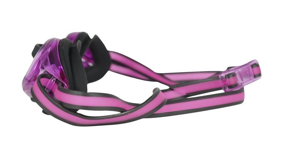Clearwater Prescription Swimming Goggle - Pink Adult Size